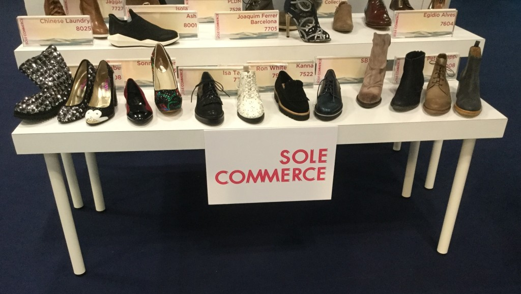 Le Babe a The Sole Commerce 0216